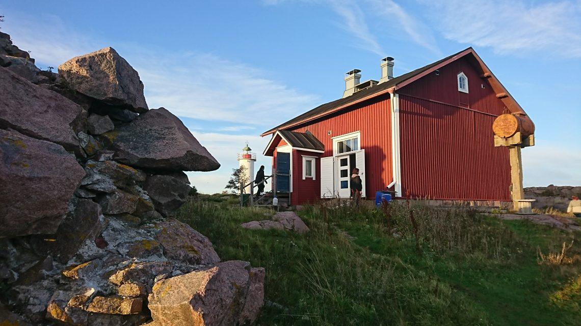 Bengtskär-Gustavsvärn 15.-17.9.2017