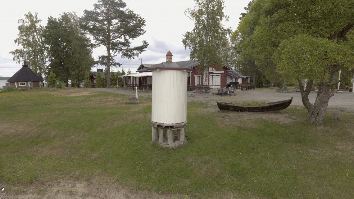 Lehtisensalmen loiston kunnostusta juhlitaan Jyväskylässä 30.8.