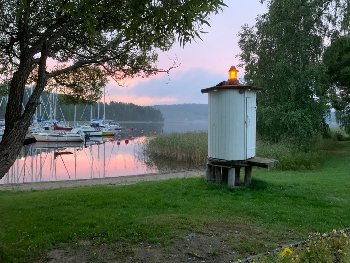 Lehtisensalmen loisto otettiin uudelleen käyttöön Jyväskylän Säynätsalossa
