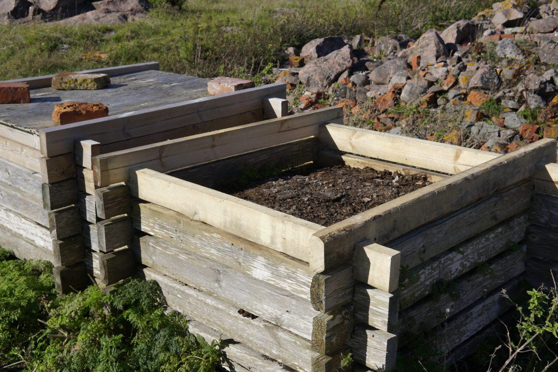 Gustun kompostit