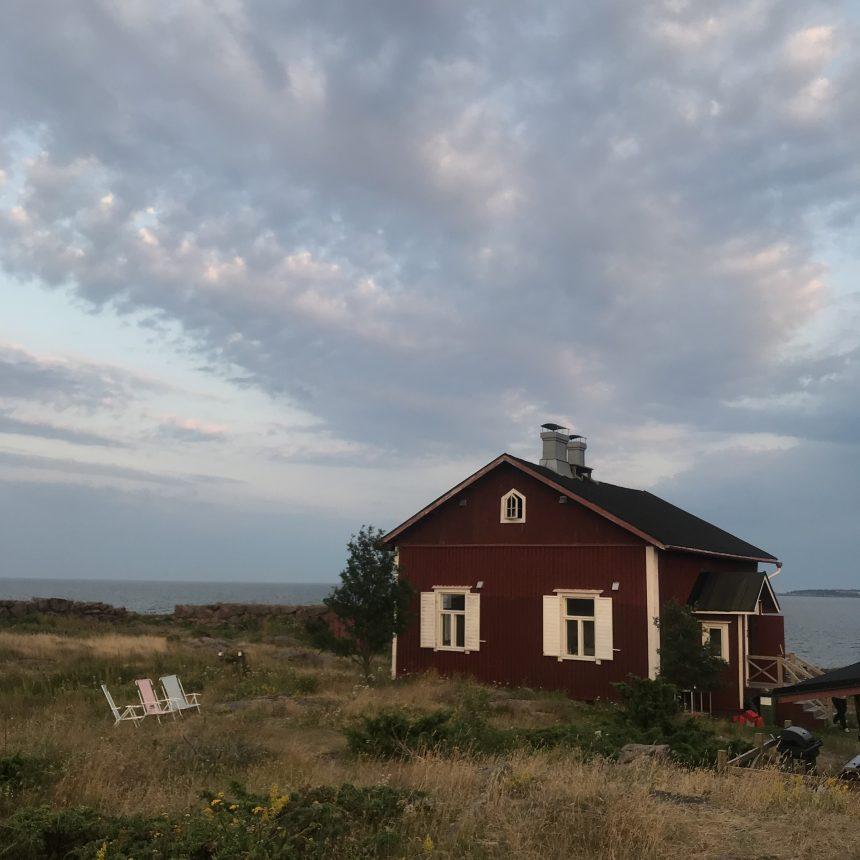 Sumusireeninhoitajan talo