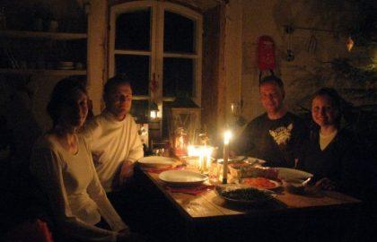 Jouluviikko 51: Eliisa, Heidi, Klaus ja Ville