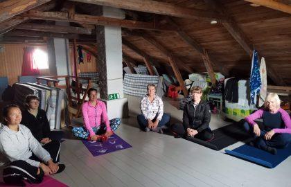 Jooga-pilates-viikonloppu 4.-6.9. 2020