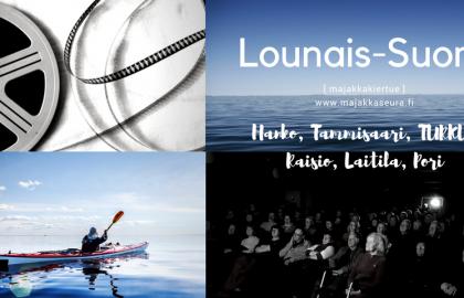 Lounais-Suomessa majakkaelokuvien lisäesityksiä marraskuussa