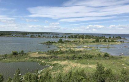 Merenkurkun majakkaretki 16.-18.6.2017