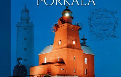 Den första boken om Porkalas sjöhistoria för att fira fyrarnas jubileumsår