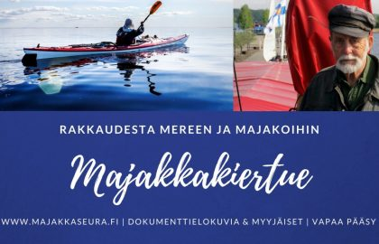 Majakkakiertue Lounais-Suomessa 13.-15.10.