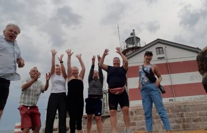 Talkooviikko 28: Antti, Ansku, Johan, Nina, Mia, Paula ja Tiina