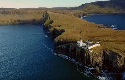 Majakkaseuran retki 2018 Skotlantiin heinä-elokuussa