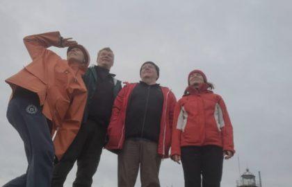 Viikko 40: Nina, Pasi, Annika ja Kari